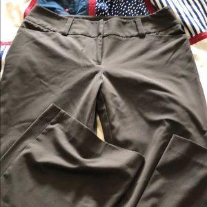Apt 9 brown dress pants - size 10